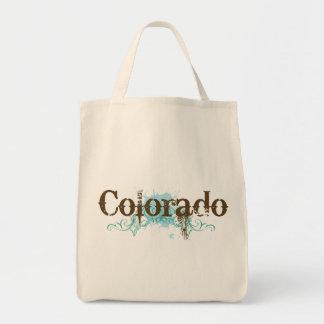 Colorado Blue Tote Bag