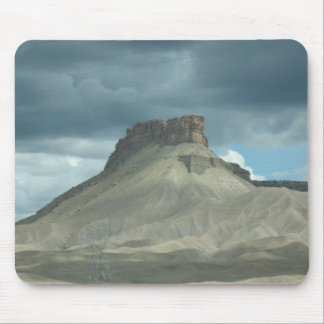 Colorado calm before the storm mouse pad
