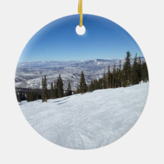 Colorado Christmas Christmas Ornament