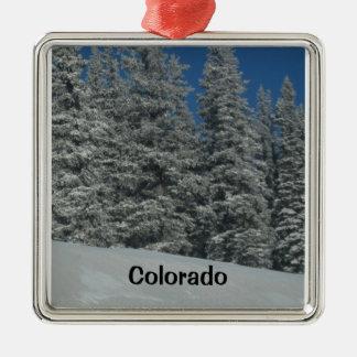 Colorado Christmas Ornament