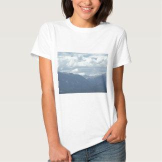 Colorado Collegiate Peaks under cloudy skies T-shirt
