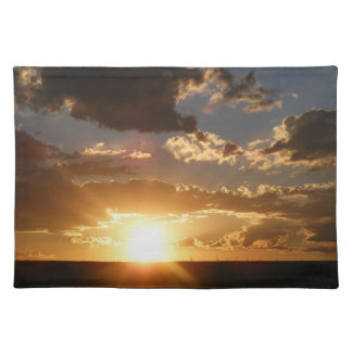 Colorado Country Sunset Placemat