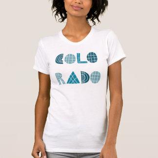 Colorado Crosshatch T-Shirt
