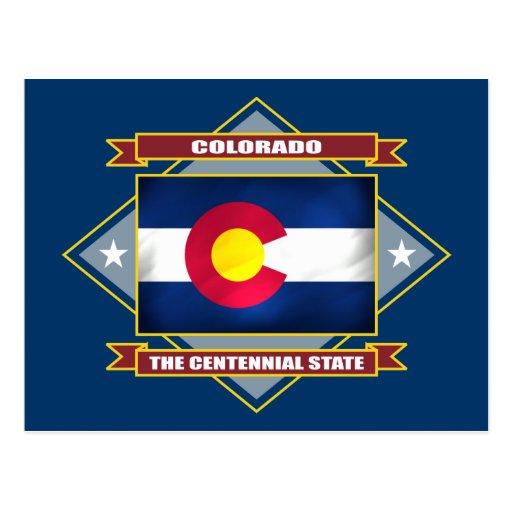 Colorado Diamond Post Card