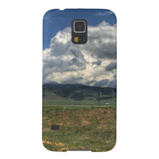 Colorado Farm Galaxy S5 Case