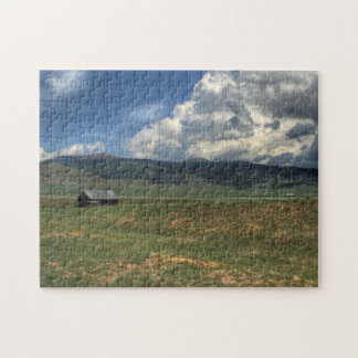 Colorado Farm Jigsaw Puzzle