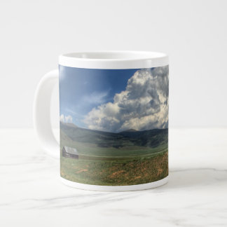 Colorado Farm Large Coffee Mug