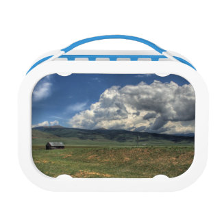 Colorado Farm Lunch Box