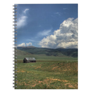 Colorado Farm Notebooks