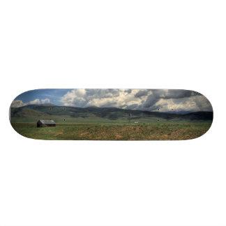 Colorado Farm Skate Decks