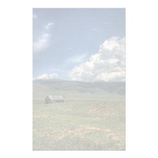 Colorado Farm Stationery