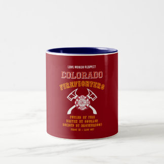 Colorado Firefighters mug