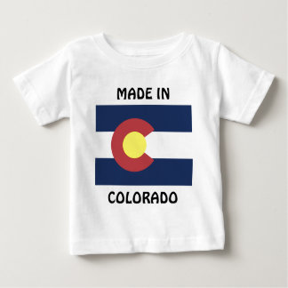 Colorado Flag Baby T-Shirt