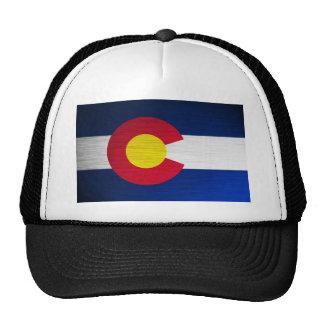Colorado Flag Brushed Cap