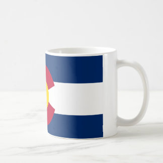Colorado Flag Coffee Mug