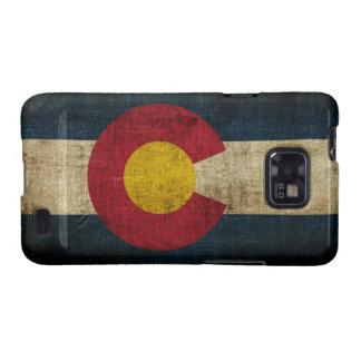 Colorado Flag Galaxy S2 Case