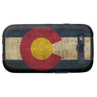 Colorado Flag Galaxy S3 Case