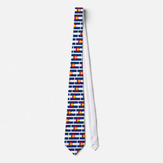 Colorado FLAG International Tie