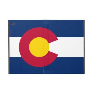 Colorado Flag iPad Mini Case