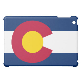 Colorado Flag iPad Mini Cover