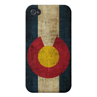Colorado Flag iPhone 4/4S Case