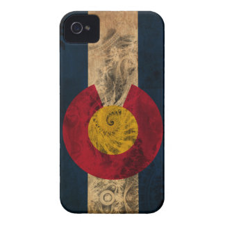 Colorado Flag iPhone 4 Case