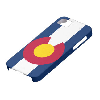 Colorado Flag iPhone 5 Case