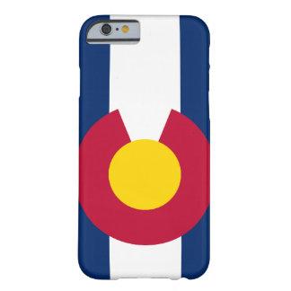 Colorado Flag iPhone 6 case