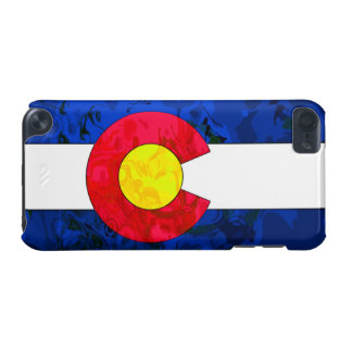 COLORADO FLAG iPod Touch Speck Case