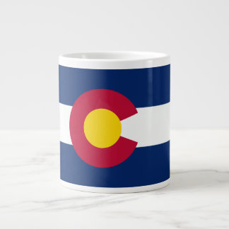 Colorado Flag Large Coffee Mug