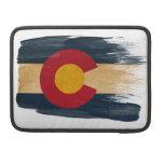 Colorado Flag MacBook Pro Sleeves