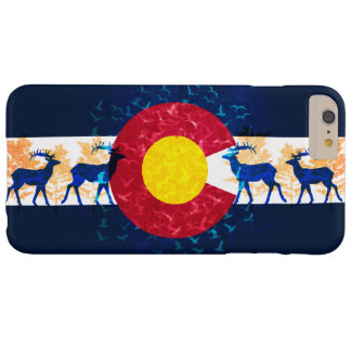 Colorado flag nature art scenery iphone6 case barely there iPhone 6 plus case