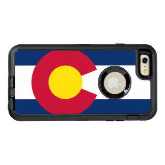 Colorado flag Otterbox Defender Iphone 6 Plus Case