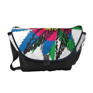 Colorado Flag Rocky Mountain High Messenger Courier Bags