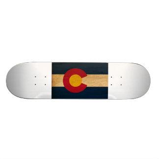 Colorado Flag Skate Decks