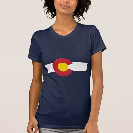 Colorado Flag T-Shirt - Colorado Flag