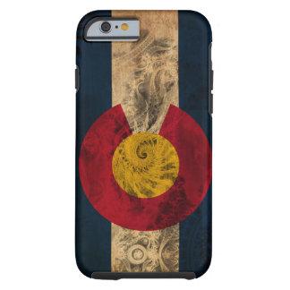 Colorado Flag Tough iPhone 6 Case