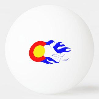 Colorado Flames Flag