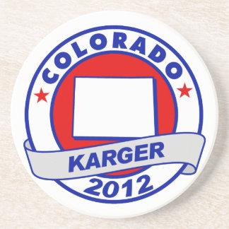 Colorado Fred Karger Coaster