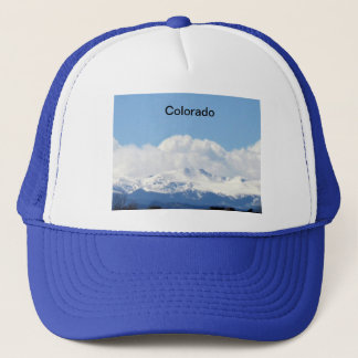 Colorado Front Range Ball Cap