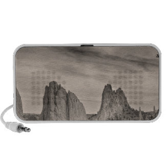 Colorado Garden of the Gods Mono Tone View Travelling Speaker