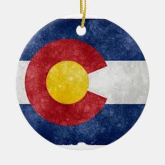 Colorado Gear Christmas Ornament