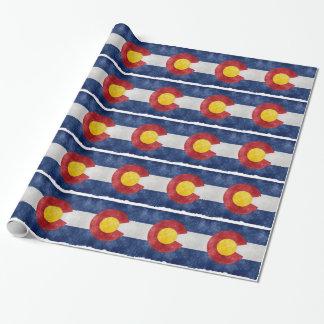 Colorado Gear Wrapping Paper