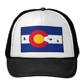 COLORADO TRUCKER HATS