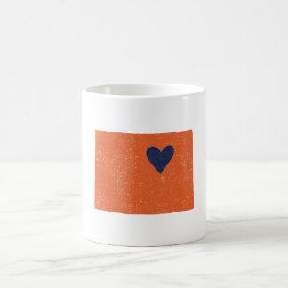 Colorado Heart mug - Customizable!