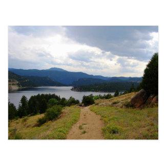 Colorado Hike Postcard