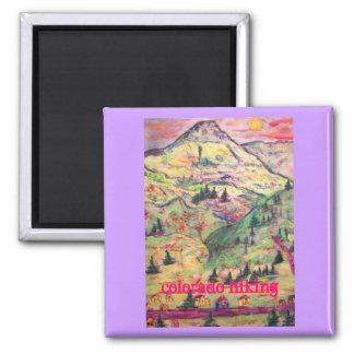 colorado hiking magnet