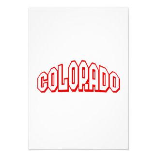 Colorado Custom Announcement