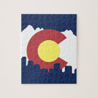 Colorado Jigsaw Puzzle