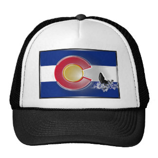 Colorado Kayak Trucker Hat